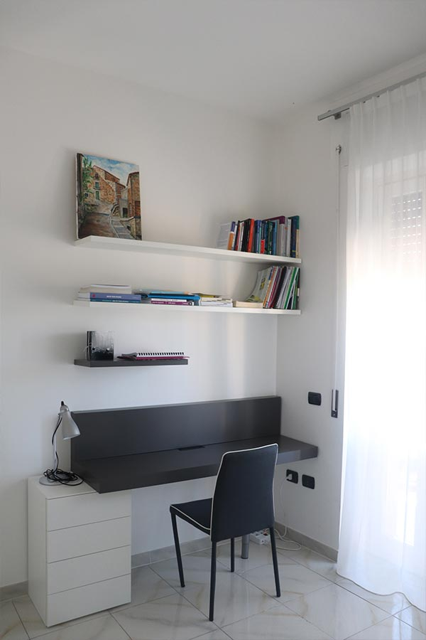 Un appartamento ad Amelia