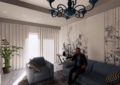 Ristrutturazione di una Casa Isolata